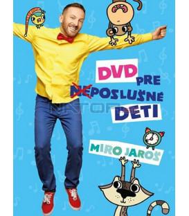 Jaroš Miro - DVD pre (ne)poslušné deti DVD