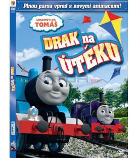 Lokomotiva Tomáš: Drak na útěku DVD