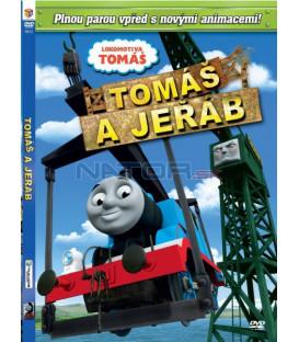 Lokomotiva Tomáš: Tomáš a jeřáb DVD