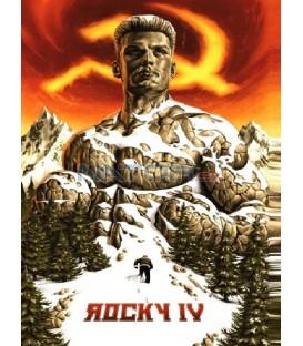 ROCKY IV - Blu-ray RETRO STEELBOOK