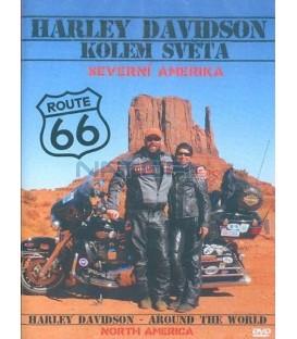 Harley Davidson  - Severní Amerika DVD