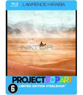 Lawrence z Arábie (Lawrence of Arabia) POP ART Steelbook