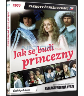 JAK SE BUDÍ PRINCEZNY (Remasterovaná verze) - DVD
