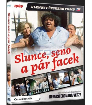 SLUNCE, SENO A PÁR FACEK (Remasterovaná verze) - DVD