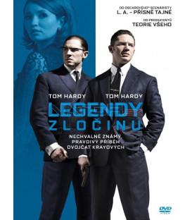 LEGENDY ZLOČINU (Legend)  DVD