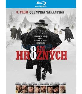 OSM HROZNÝCH (The Hateful Eight) Blu-ray