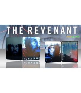 REVENANT - Zmrtvýchvstání Blu-ray STEELBOOK