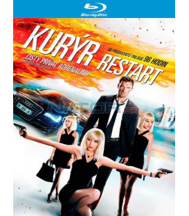 Kurýr: Restart (The Transporter Refueled) Blu-ray