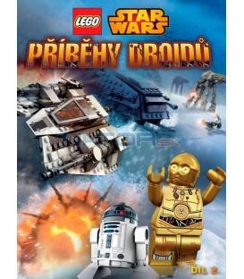 Lego Star Wars: Příběhy droidů 2   (Lego Star Wars: Droid Tales: Volume 2) DVD