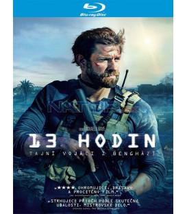 13 hodin: Tajní vojáci z Benghází (13 Hours: The Secret Soldiers of Benghazi) Blu-ray