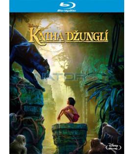 KNIHA DŽUNGLÍ (The Jungle Book) 2016  Blu-ray