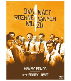 Dvanáct rozhněvaných mužů (12 Angry Men) DVD