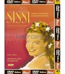 Sissi 3 - Osudová léta císařovny DVD