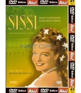 Sissi 2 -  Osudová léta císařovny DVD