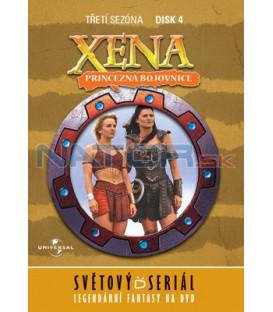 Xena 3/04 DVD- XENA 25