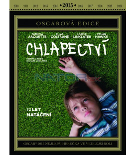 Chlapectví (Boyhood) DVD Oscar edice