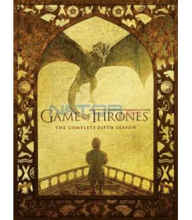 Hra o trůny 5. série 5 X DVD (Game of Thrones Season 5)