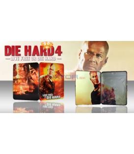 Smrtonosná past 4.0 (Live Free or Die Hard) Blu-ray STEELBOOK