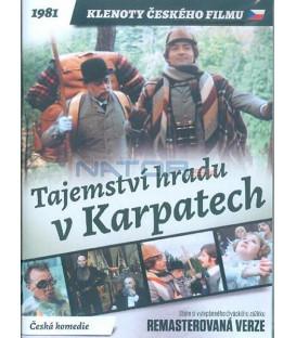 Tajemství hradu v Karpatech (Remasterovaná verze) - DVD