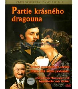 Kolekce 3 DVD Česká klasika 5 - Partie krásného Dragouna, Vražda v hotelu Excelsior, Smrt černého krále