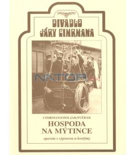 Divadlo Járy Cimrmana  3 - Hospoda Na mýtince DVD