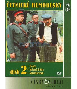 Četnické humoresky 1 - kolekce 3 DVD