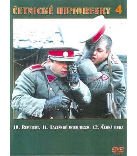 Četnické humoresky 2 - kolekce 3 DVD
