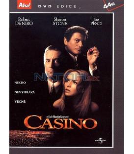 Filmové hvězdy - kolekce 3 DVD - 12 opic, Podraz, Casino