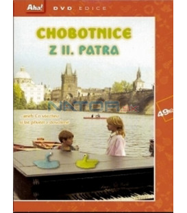 Chobotnice - kolekce 3 DVD - Chobotnice z II.patra, Veselé Vánoce přejí chobotnice, Maharal