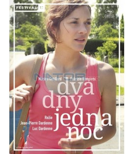 Dva dny, jedna noc (Two Days One Night) DVD