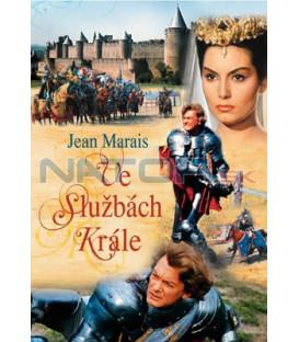 Jean Marais - kolekce 3 DVD - Kapitán, Ve službách krále, Železná maska
