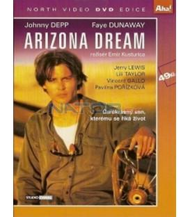 Johny Depp - kolekce 3 DVD - Arizona dream, Než se setmí, Bojovník