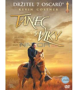 Kevin Costner - kolekce 3 DVD - Vodní svět, Tanec s vlky, Strom snů
