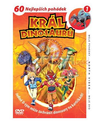 Král dinosaurů 1 - kolekce 5 DVD