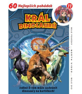 Král dinosaurů 3 - kolekce 5 DVD (11-15)