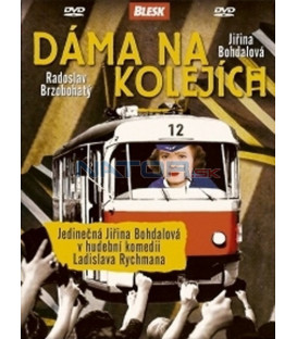 Radoslav Brzobohatý - kolekce 3 DVD - Všichni dobří rodáci, Dáma na kolejích, Pěnička a Paraplíčko