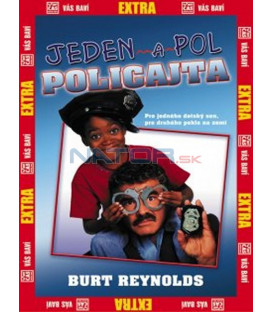 Rodinné - kolekce 3 DVD - Jeden a půl policajta, Pidilidi, Tlapka