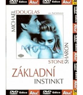 Sharon Stone - kolekce 3 DVD - Základní instink, Múza, Když se smůla lepí na paty