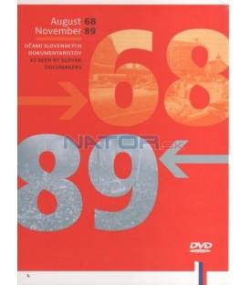 2-DVD August ´68 / November ´89