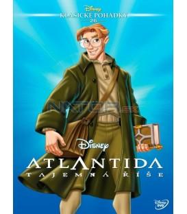 Atlantida: Tajemná říše (Atlantis: The Lost Empire) - Edice Disney klasické pohádky č.26