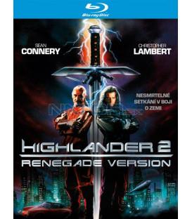 Highlander 2 - Renegade Version (Highlander 2 - Renegade Version) Blu-ray