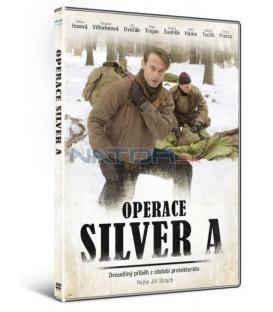 Operace Silver A / Díly 1+2 DVD