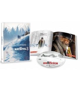 OSM HROZNÝCH (The Hateful Eight) mediabook - limitovaná edice Blu-ray