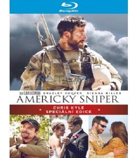 Americký ostreľovač (American Sniper Special Edition) Speciální edice 2 Blu-ray