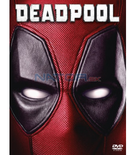 Deadpool 2016 DVD