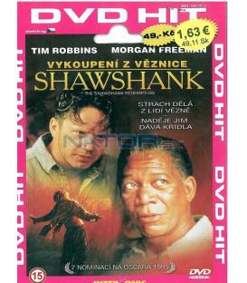 Vykúpenie z Väznice Shawshank 1994 (Shawshank redemtion) DVD