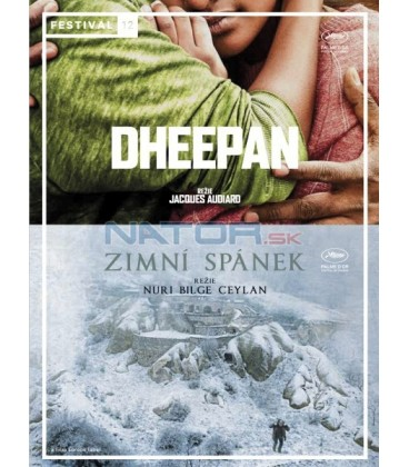 Zimní spánek + Dheepan 2DVD (Winter Sleep & Dheepan) 2DVD