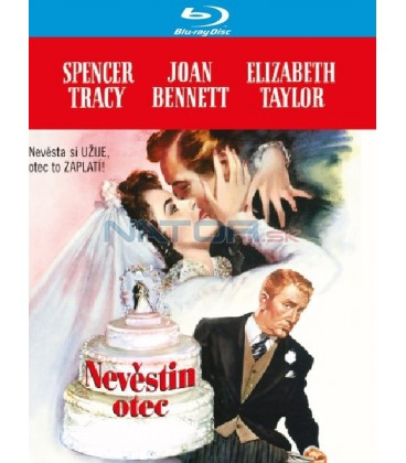 Nevěstin otec (Father of the Bride) Blu-ray