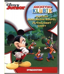 Mickeyho Klubík č.19 DVD