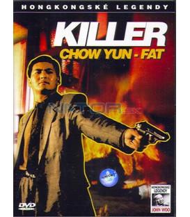 Killer - Yun-fat Chow 1989 DVD